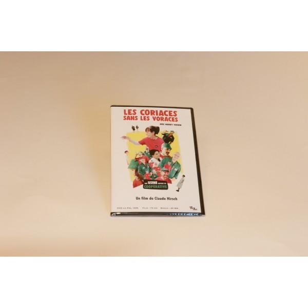 DVD Les Coriaces Sans Les Voraces