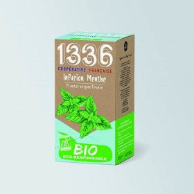 Infusion Menthe Bio - 1336