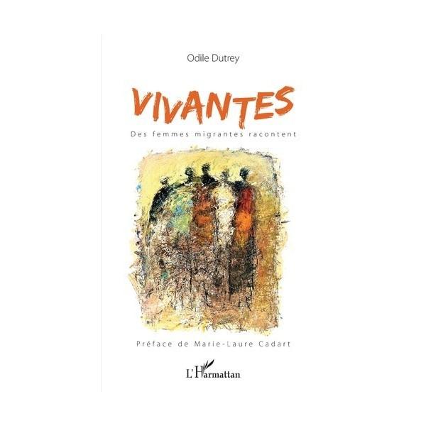 "Livre ""Vivantes"""
